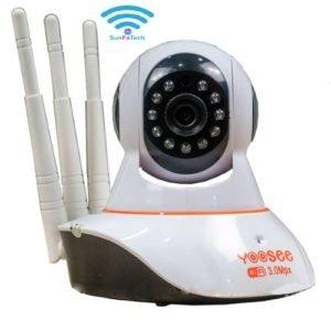 Camera IP WIFI YOOSEE 3 Rau 3.0MPX