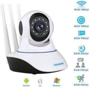Camera Yoosee 3 Rau Ket Noi Wifi 2.0 Full HD Gia Re