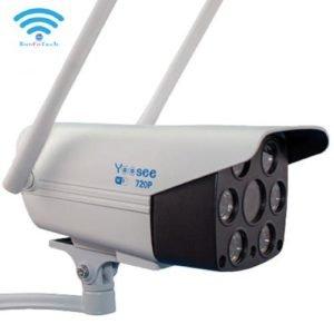 Camera wifi ngoai trơi HD 720P